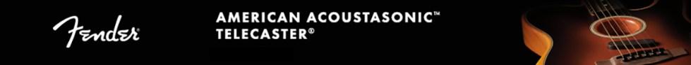 Fender American Acoustasonic