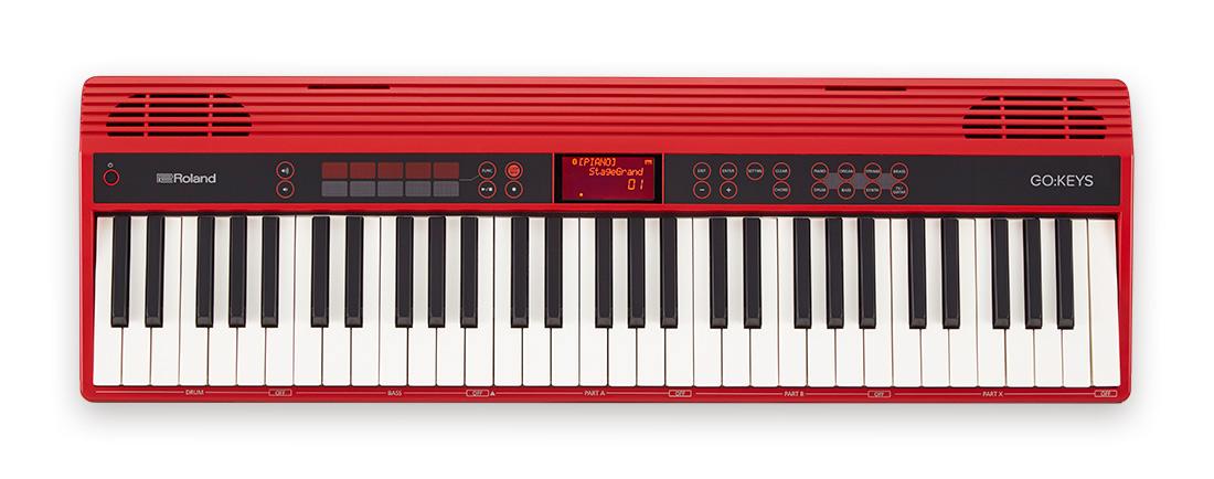 Roland GO:Key