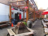 Mississippi Studios is note for its outside patio that gets busy in the summer.