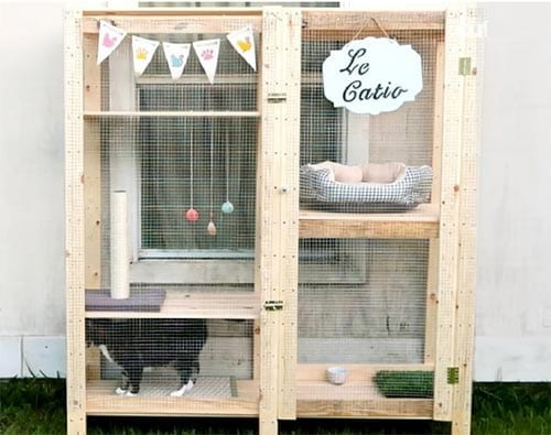 six catio ideas how will one make my