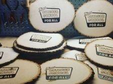 Save Outdoor School Ballot Initiative -Donor Thank You Plaques