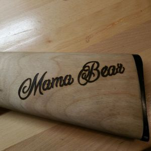Unfinished Mama Bear Girlfriend Gun - in process - Side 1