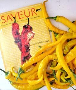 Yellow Nardello pepper