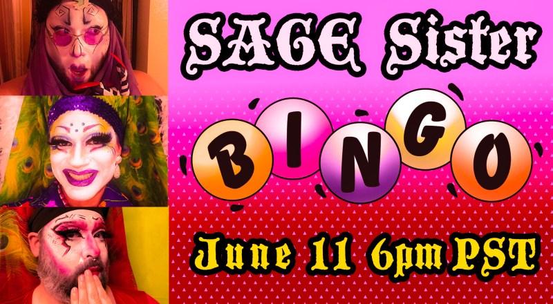 Sage Sister Bingo