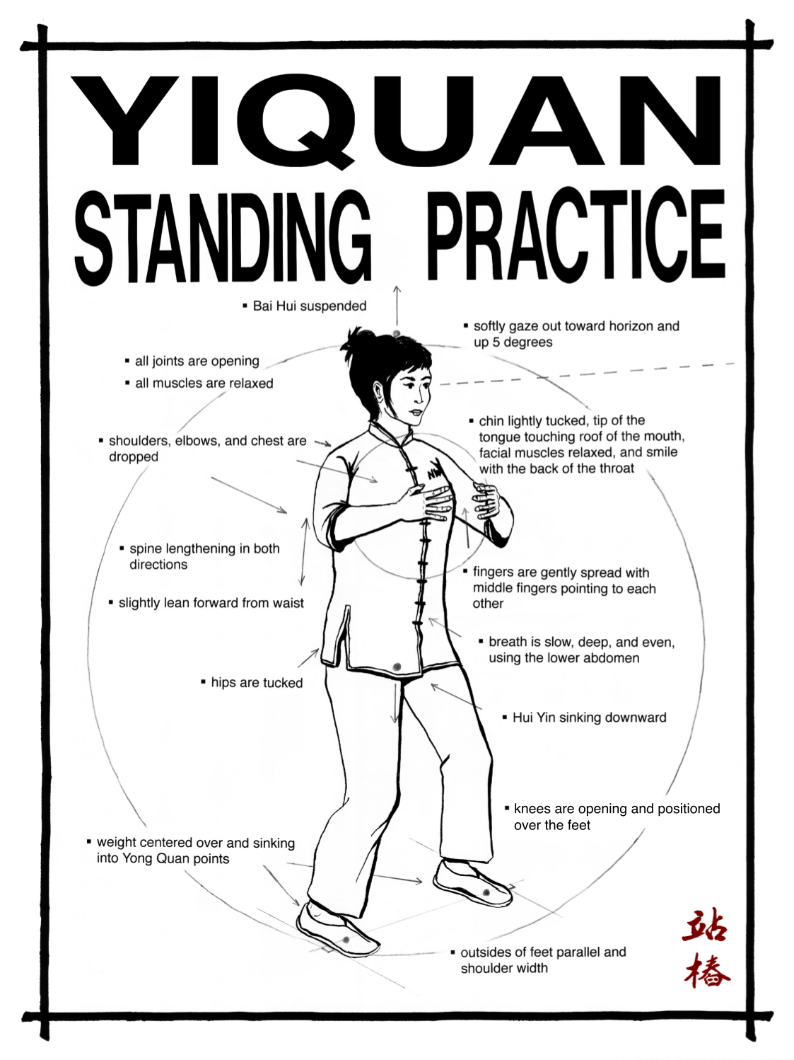 How to Do: Standing Meditation (Yiquan)