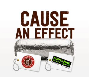 PYD Fundraiser @ Chipotle