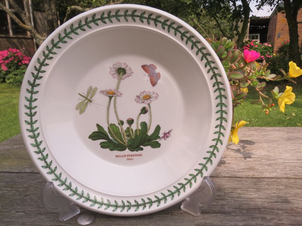 Retired Flowers Portmeirion Botanic Garden Soup Tureen And