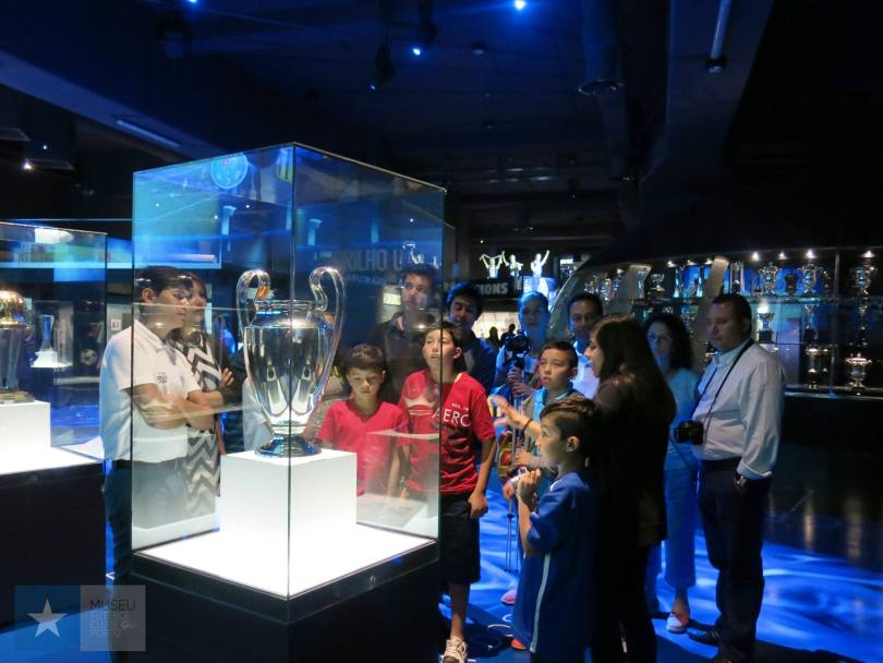 Musee FC Porto - Salle des Trophees