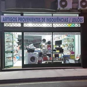 Loja das Insolvencias - Boutique avec articles provenant de saisies et faillites - Porto