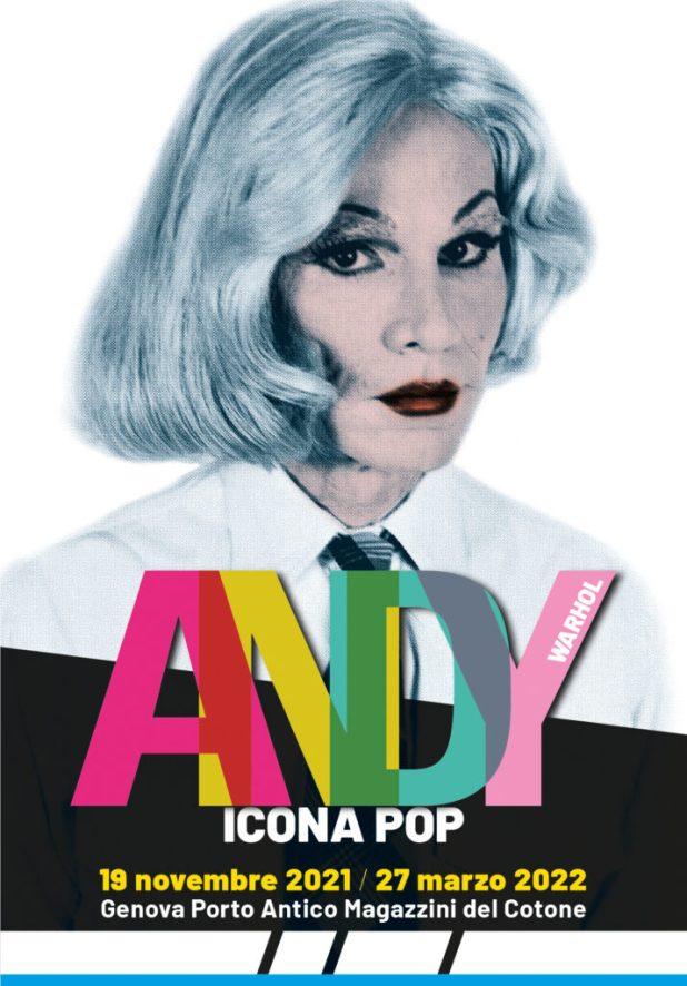 mostra andy wharol icona pop