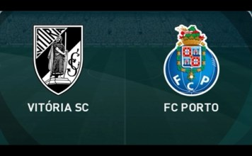 Vitória de Guimarães - FC Porto