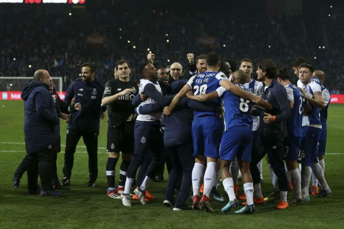 Adeptos do Sampdoria não esquecem o titulo do FC Porto