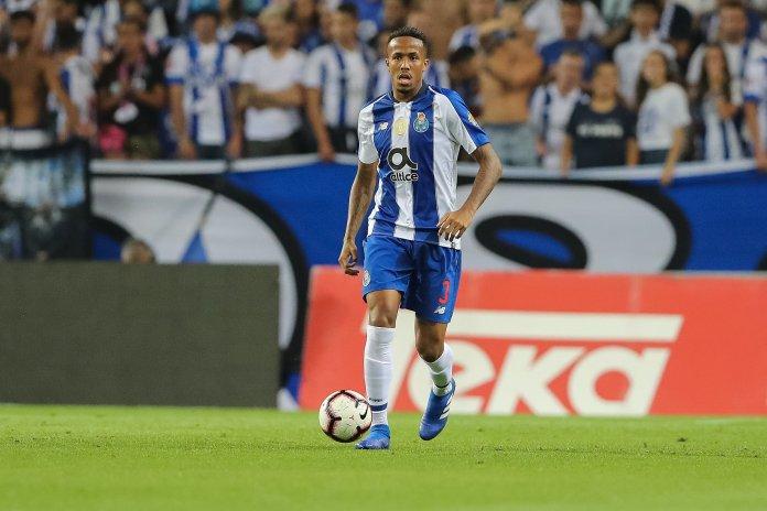 Éder Militão só sai do FC Porto por 50 milhões