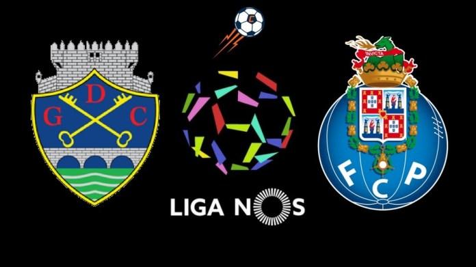 CD Chaves - FC Porto