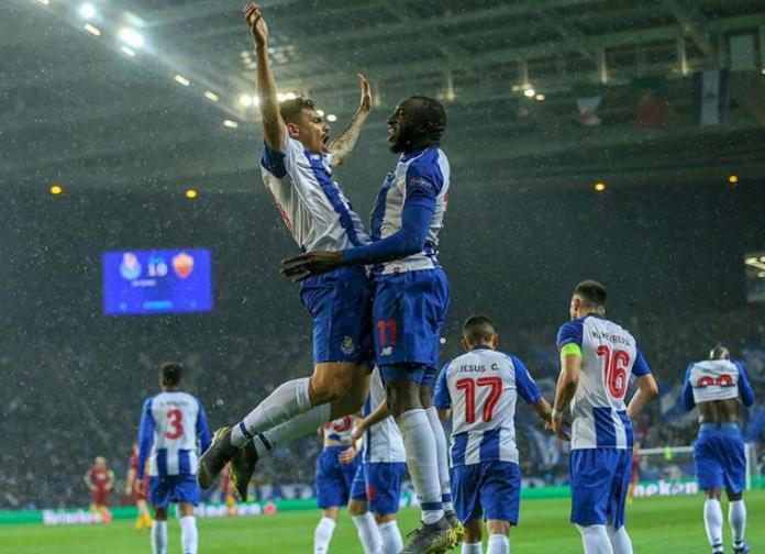 Resumo: FC Porto 3-1 AS Roma [Liga dos Campões]