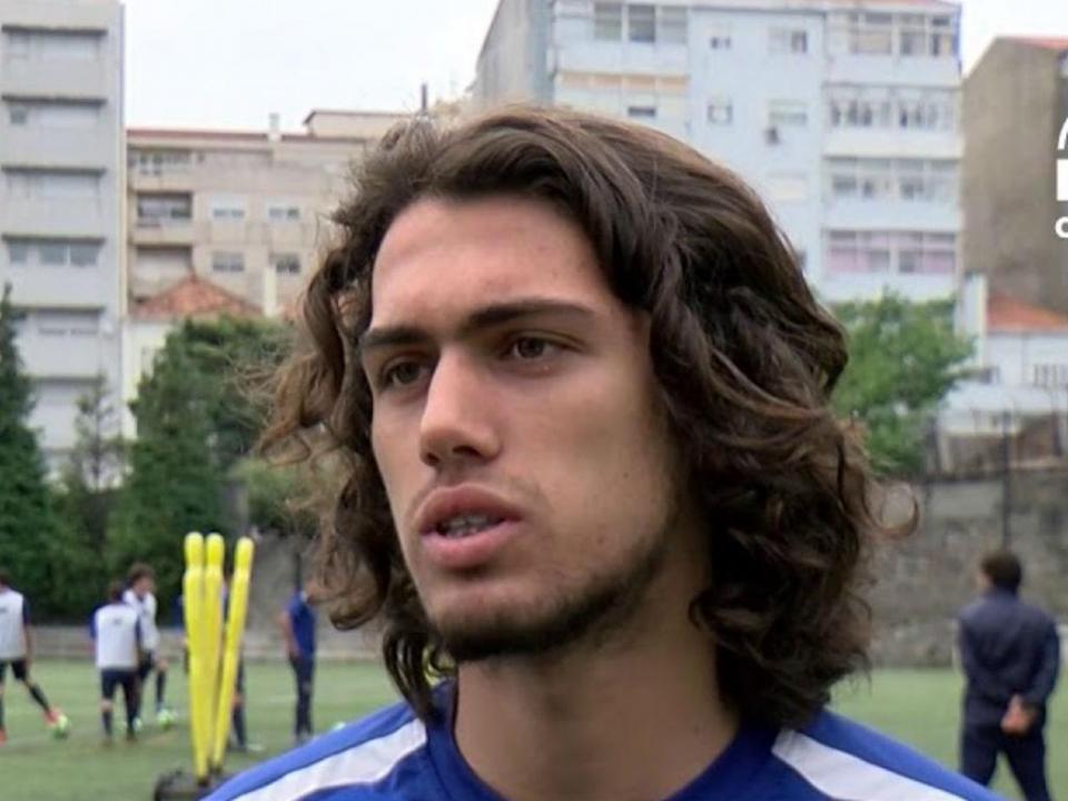 Tomás Esteves, o jovem que está a deixar o Manchester City com água na boca