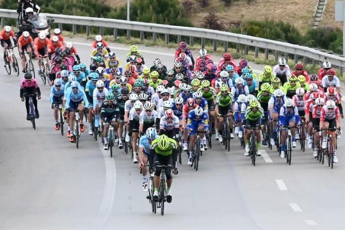 Edgar Pinto faz quinto na etapa rainha da Volta a Turquia