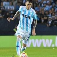 Renzo Saravia, o internacional argentino que está perto de ser do FC Porto.
