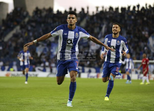 Luis Díaz empata a partida em Alvalade com este grande golo