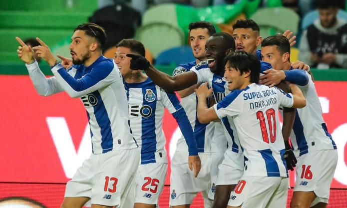 Resumo: Sporting 1-2 F Porto [Liga Nos]