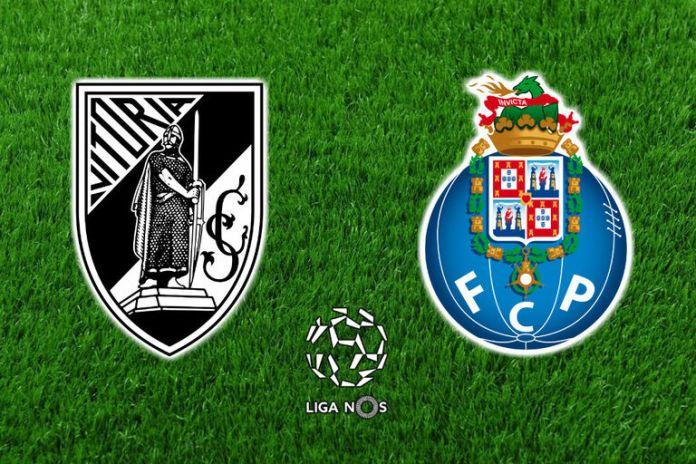 Vitória Guimarães - FC Porto