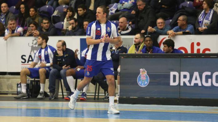 Resumo: FC Porto 30-22 RK Vardar