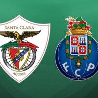 Link para ver o Santa Clara-FC Porto em directo Livestream