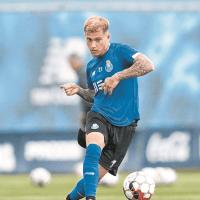 Otávio na mira do Valência para a próxima temporada