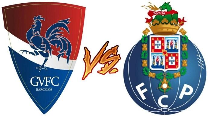 Link para ver o Gil Vicente – FC Porto em directo Livestream