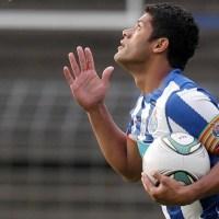 Hulk está cada vez mais longe do FC Porto