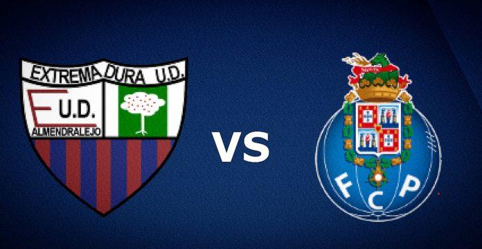 Link para ver o Extremadura UD – FC Porto B  em directo Livestream