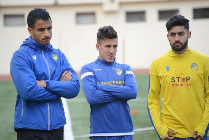 Abdelkahar Kadri o médio apontado ao FC Porto pela imprensa argelina