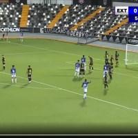 Samba Koné estreia-se a marcar