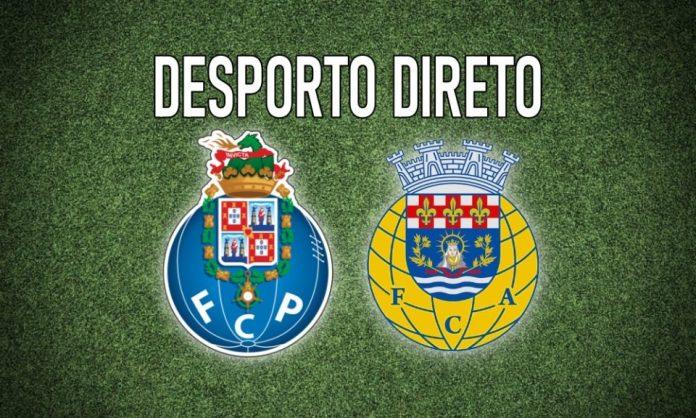 Link para ver o FC Porto – Arouca em directo Livestream