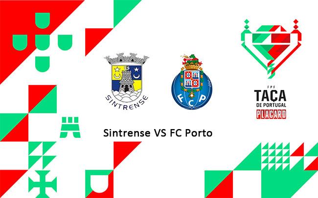 Link para ver o Sintrense – FC Porto em directo Livestream