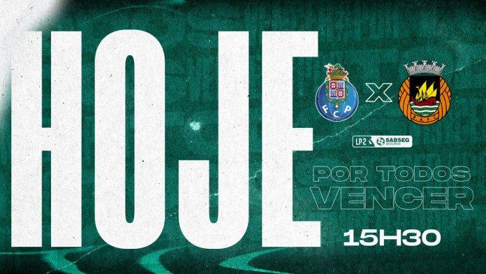 Link para ver o FC Porto B – Rio Ave em directo Livestream