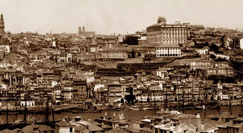 Porto-histoire