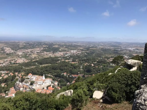 Sintra nommée 101 merveilles du monde