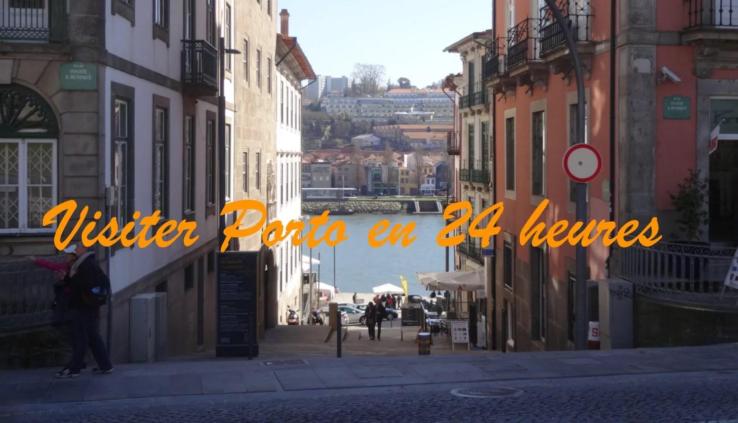 24 heure à Porto