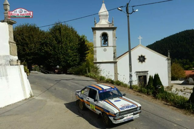Rally Historique du Portugal