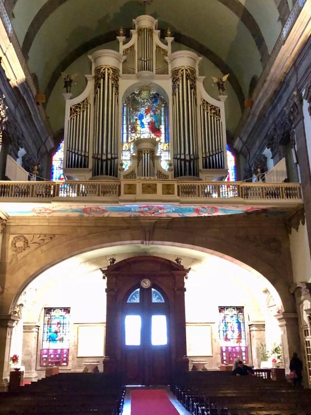 église de la Lapa - Porto
