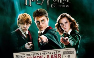 Lisbonne accueil la plus grande exposition Harry Potter 2