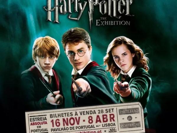 Lisbonne accueil la plus grande exposition Harry Potter