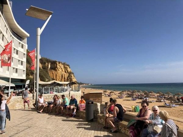 Le sud du Portugal boudé par les touristes