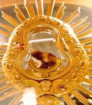 La légende du Santíssimo Miracle