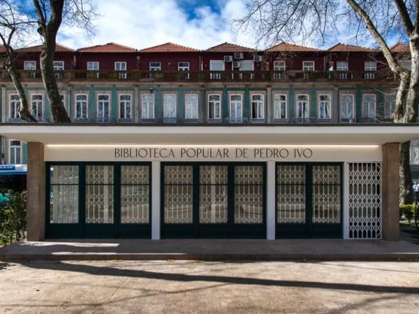 Porto va réouvrir bibliothèque de Jardim do Marquês