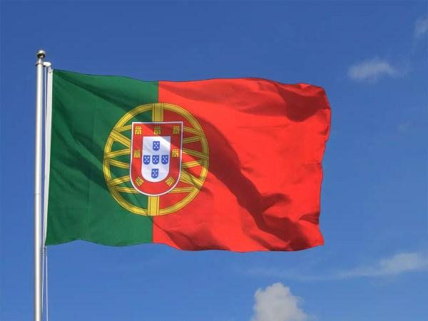Les origines du drapeau portugais