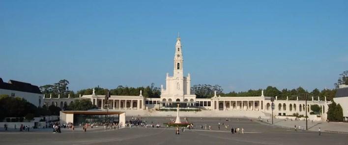Sanctuaire de Notre-Dame de Fatima