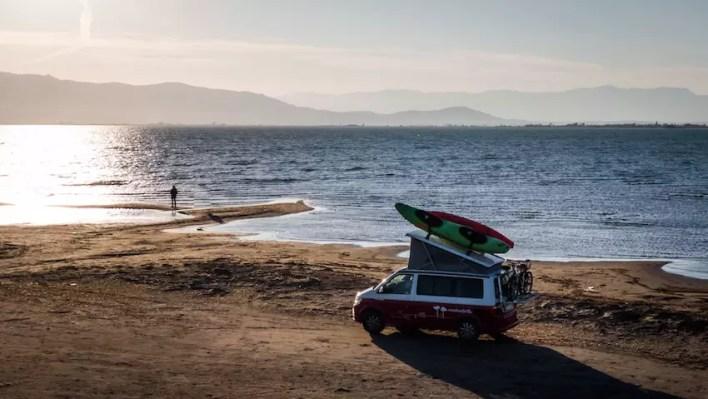camping-cars au Portugal