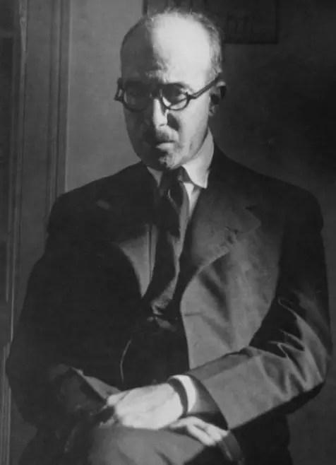 Dernière photo de Pessoa en 1935